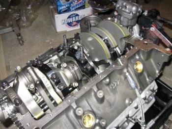 Ellwein Racing Engines, ERE383 #32