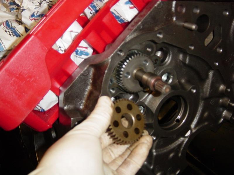 Ellwein Racing Engine #8